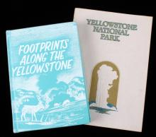 Yellowstone Book Collection C.1928-61
