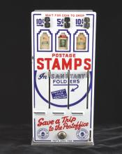 Shipman Coin-Op Postage Stamp Machine