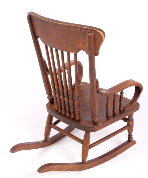 Child 39 S Antique Rocking Chair