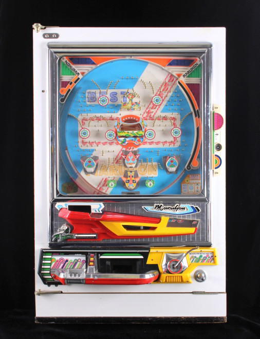 Japanese Toys And Games : Japanese maruhon pachinko game