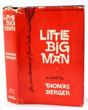 Little Big Man by Thomas Berger 1st Ed. circa 1964