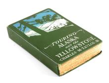 Touring Alaska and Yellowstone 1901 First Edition