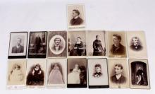 1850-1890 Western Cabinet Cards