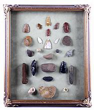 Idaho & Montana Arrowhead Artifact Collection The