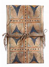 Blackfoot Parfleche Envelope This is an original h
