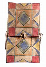 Sioux Parfleche Envelope This is an original handm