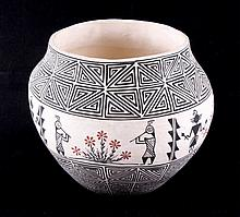 Acoma Pueblo Native American Pottery The piece is