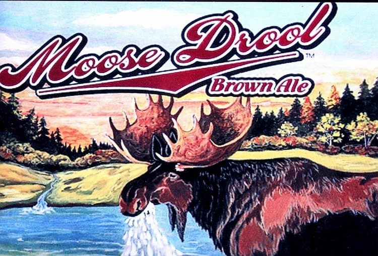 Moose Drool Neon Light Big Sky Brewing Montana