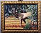 Bugling Elk by Dennis Grismer