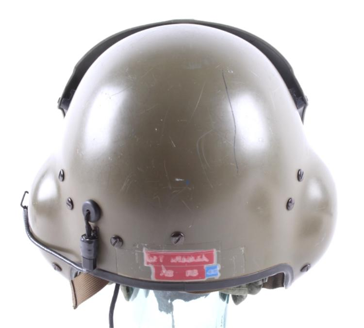 US Army Helicopter Gentex SPH-4 Flight Helmet This
