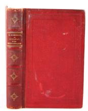 French Journal of Texas Missionary c. 1872 RARE