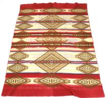 Early Indian Trade Blanket