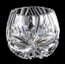 RARE Signed Russian Cut Crystal