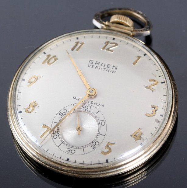 dating a gruen pocket watch Stay up to date on any technical or platform pocket watches are generally less collectable than wrist watches i've inherited women's gruen watch with a.