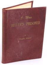 Signed I Was Hitler's Prisoner by Douglas Stewart