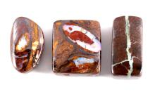 97cts. Australian Boulder Opal Collection