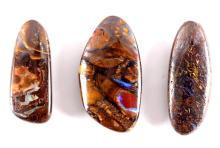 99cts. Australian Boulder Opal Collection