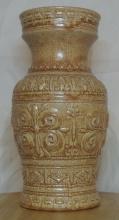 Lot 55: A vintage/ Mid Century West German 'Fat Lava' vase