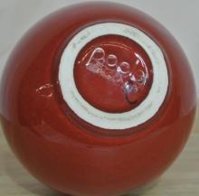 Lot 110: A vintage Poole Pottery vase