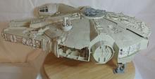 Lot 157: An original 1979 Kenner Star Wars Millennium Falcon.