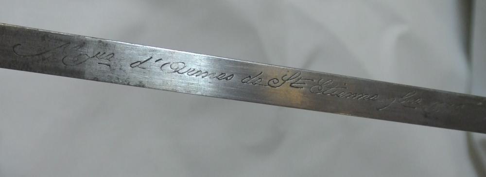 Lot 167: An antique sword, full description to follow.