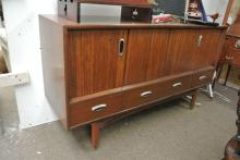 Lot 2: A vintage/ Mid Century G Plan sideboard