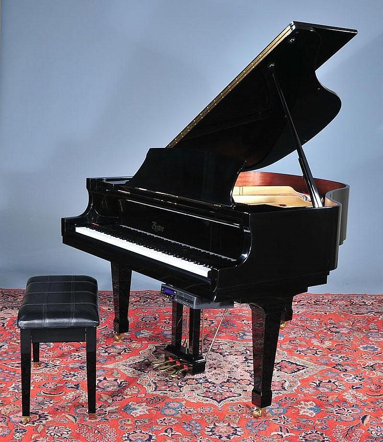 Boston Piano Serial Numbers