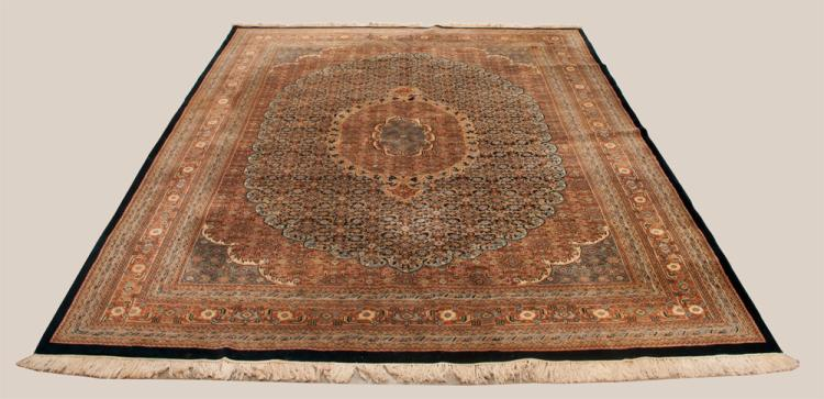 10' x 14' Kashan rug