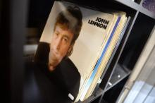 COLLECTION OF APPROX 20 VINYL LPs. Including John Lennon, The Drifters, Queen and Whitney Houston.