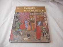 Jewish Life In The Middle Ages - 1982 - hard back