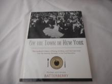 On the Town of New York - 1999 - Landmark of Eaing/Drinking/enterainments - hard back