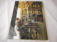 At Home With Books - 1995 -  How Booklovers Live With & Care for their books - hard back