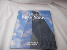 Reflections of new York - 1991 - Pamel Thomas - hard back