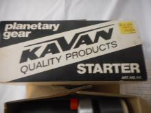 Newer Planetary Gear Starter No.11 Looks new in the box? Hobbies Model Planes