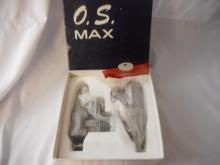 O S MAX Engine 40 FSR for Model Airplane Hobbies Mechanical Motor with Silencer Unused in original Box Japan
