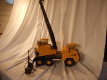 Toy Crane Shovel by Nylint, 20
