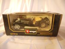 Morgan Berlinetta Die Cast Toy Car Made By Tonka Polistil, Italy 1/16 Scale