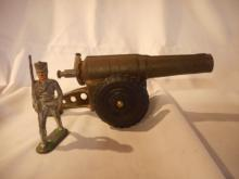 Metal Toy Tank And Lead Man Cast Iron Tank by Premier USA 9