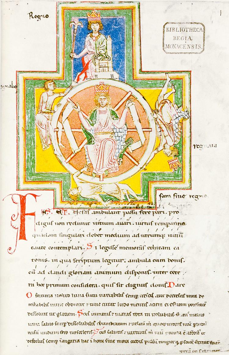 Faksimile - - Carmina Burana. Faksimile der Benediktbeurer Liederhandschrif