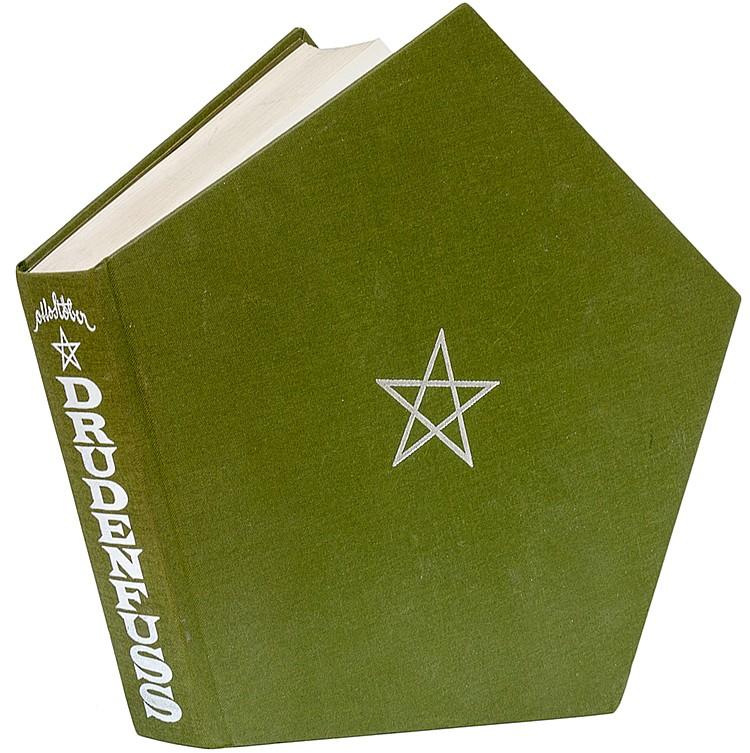 Occulta - - Stöber, Otto. Drudenfuß-Monographie. Mit zahlreichen Abbildunge