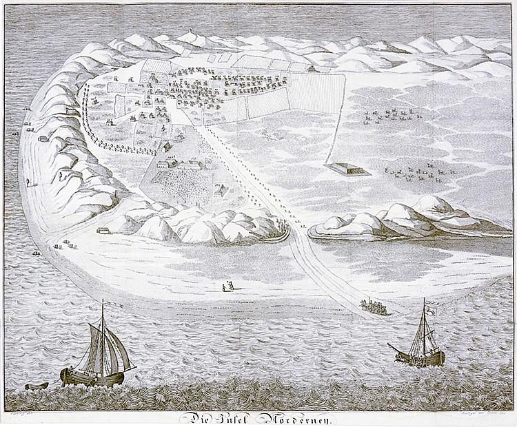 Deutschland - Norderney - - Halem, Friedrich Wilhelm von. Die Insel Nordern