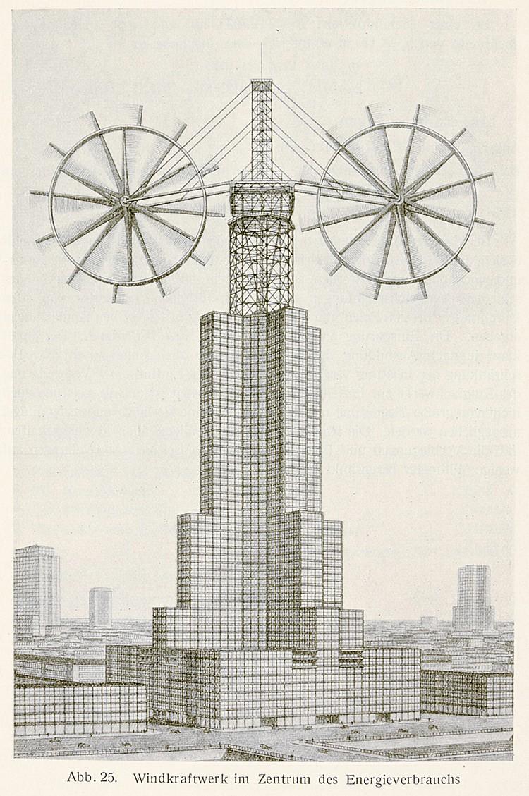 Technik - Windkraft - - Honnef, Hermann. Windkraftwerke. Mit 28 Abbildungen