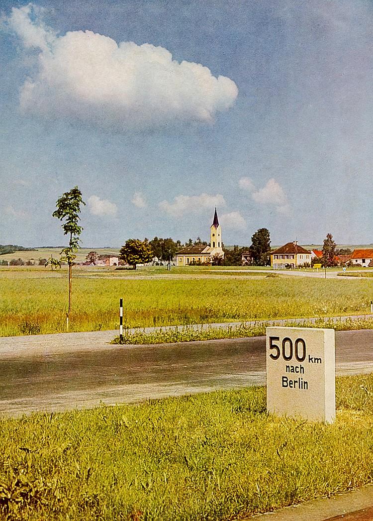 Technik - Verkehr - - Das Erlebnis der Reichsautobahn. Ein Bildwerk von Her