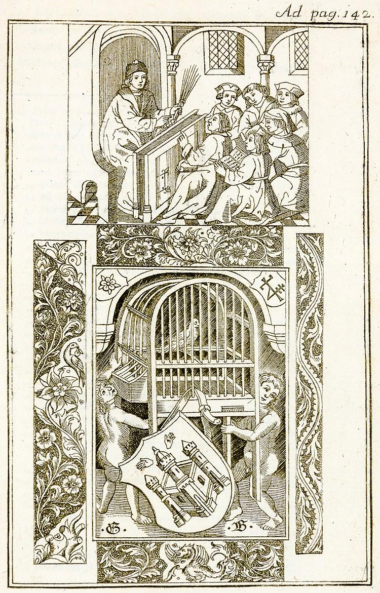 Zeitschriften - - Riegger, Joseph Anton Stephan von. Amoenitates literariae
