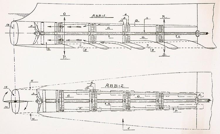 Technik - Schiffsbau - - Hammerstein, S. Problem oder Phantasie? Die Gedank