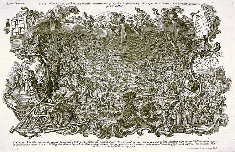Bilderbibel - - Klauber, Johann Baptist und Joseph Sebastian. Die heilige S