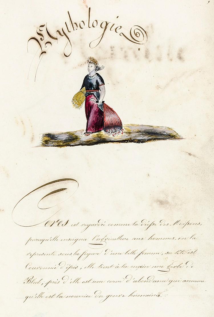 Schreibmeisterbücher - - Cahier d'ecriture par Mazier. Sehr fein und detail