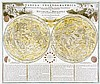 Karten - Mondkarten - - Doppelmayr, Johann Gabriel. Tabula Selenographica i, Johann Gabriel Doppelmayr, €400