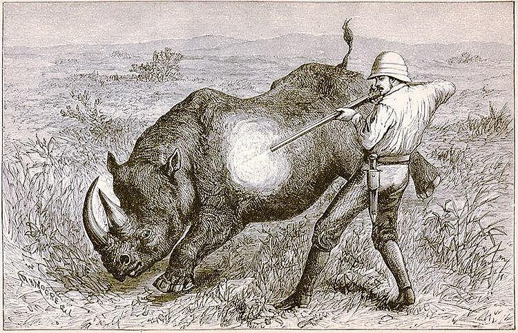 Afrika - Ostafrika - - Thomson, Joseph. Durch Massai-Land. Forschungsreise