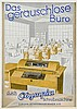 Technik - Büromaschinen - - Sammlung von ca. 140 Blatt Prospektmaterial zu